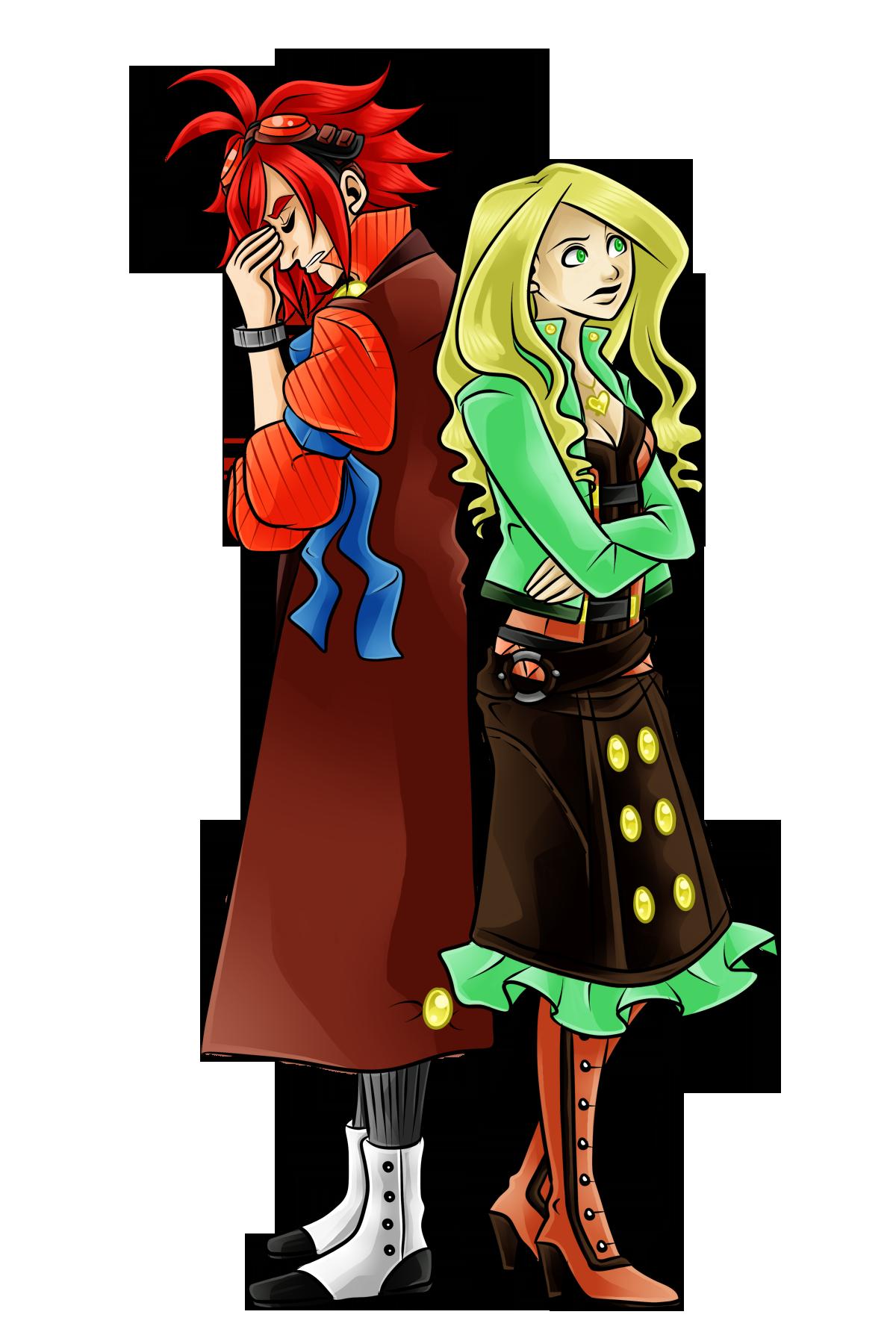 Jill&Lucien