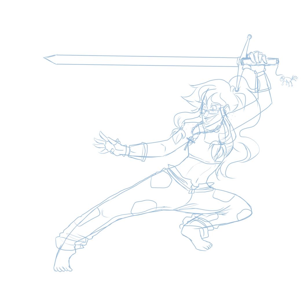 Lave sketch